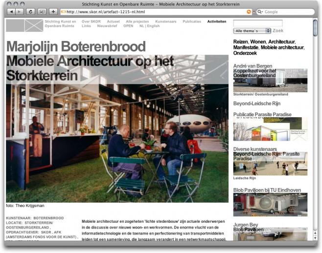 stichting kunst in de openbare ruimte | foundation for art in the public space