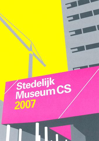 stedelijk museum cs 2006 2007