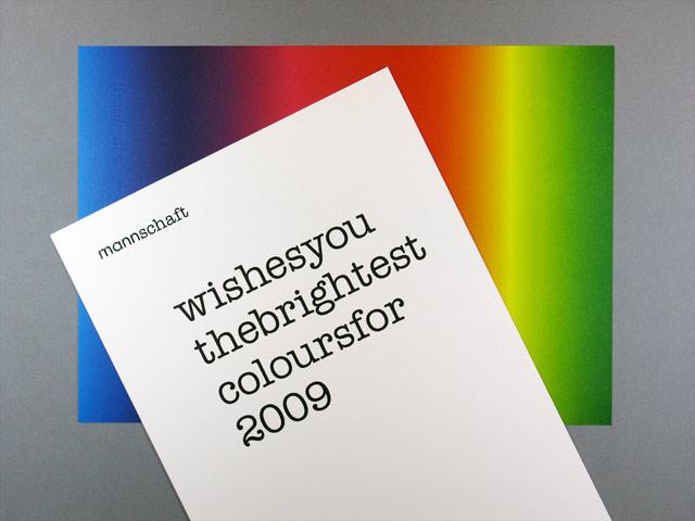 mannschaft seasons greetings 2009