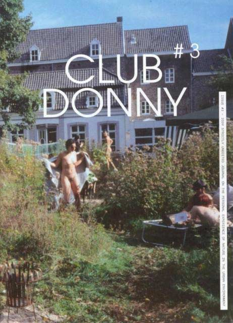 cover CLUB DONNY #3