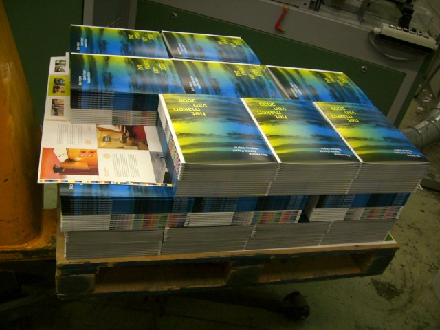 mediafonds annual reports waiting to be trimmed down