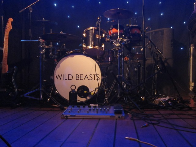 Wild Beasts at Paradiso