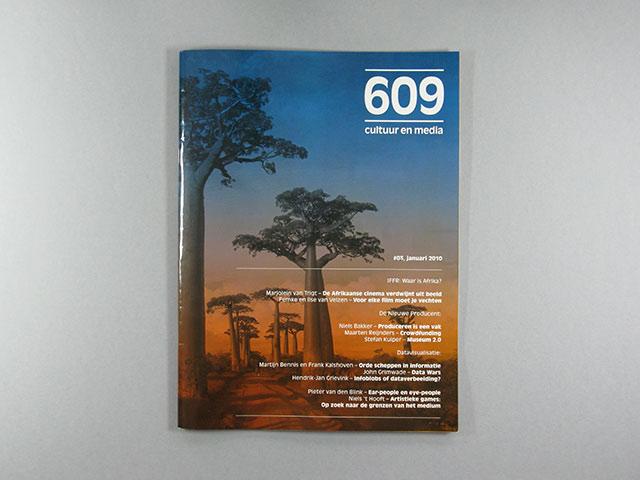 609 cultuur en media #3 cover